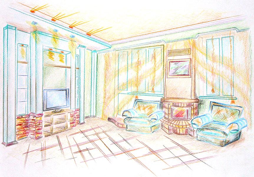 дизайны интерьеров квартир