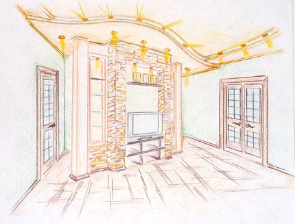 дизайн интерьера квартири